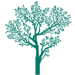 Sustainable Film green tree icon